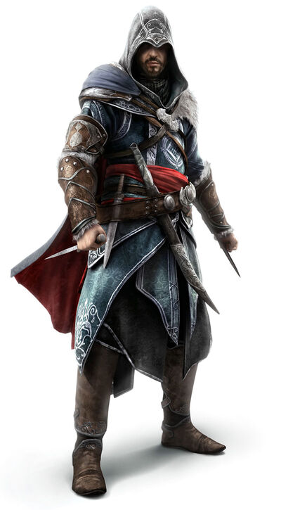 Ezio Ederiz - POV Story