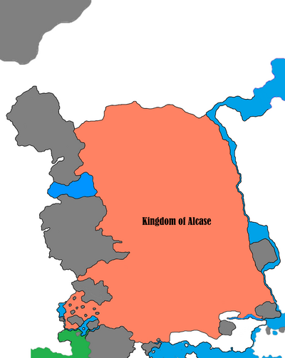 Kingdom of Alcase - Politics
