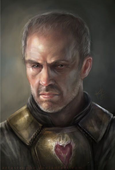 Stannis Strong Cover