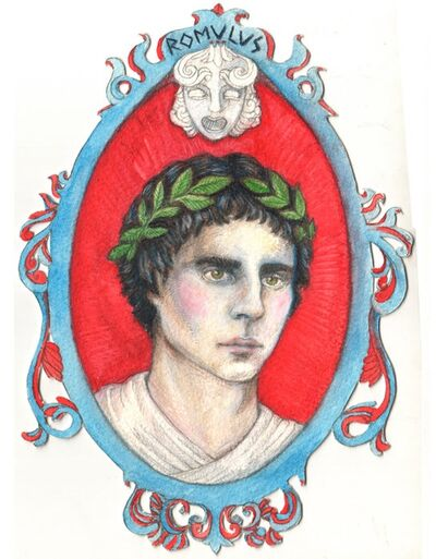Romulas and Remus Portraits