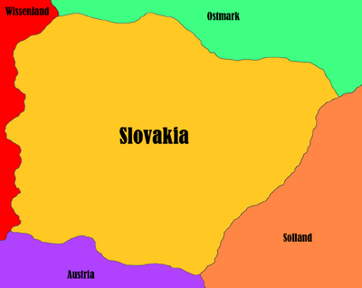 Germania - Slovakia - External politics