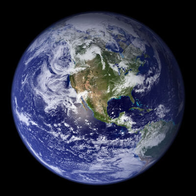 Earth vision