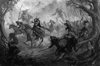 Forest War