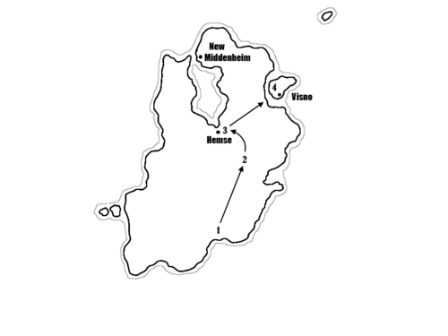 Ostland - Invasion