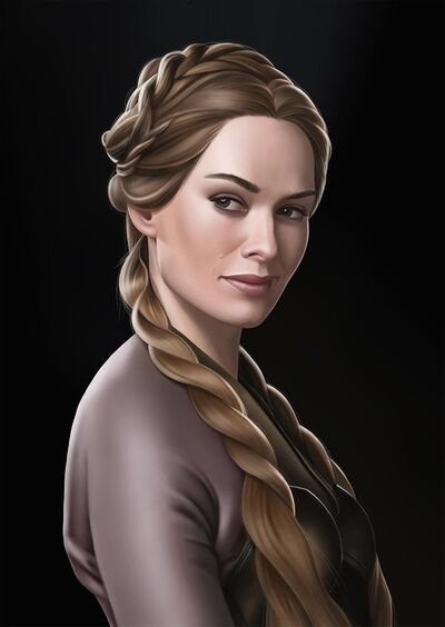 Cersei Lannister Cover Amazing3