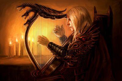 Rhaegar's Harp