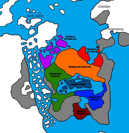 Island of Frey - Maps - 11Politics