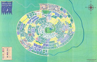 Anorian - Map