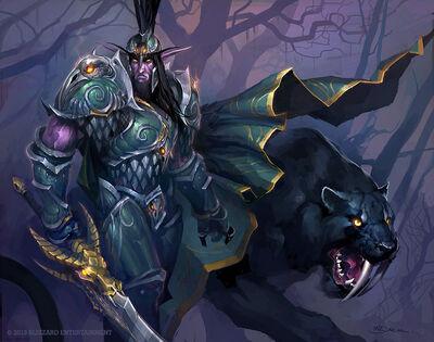 Lord Kurtalos Ravencrest