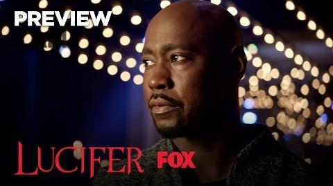 Amenadiel, The Fallen Brother Season 2 LUCIFER