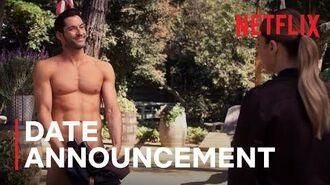 Lucifer's Sexiest Moments Official Date Announcement Netflix