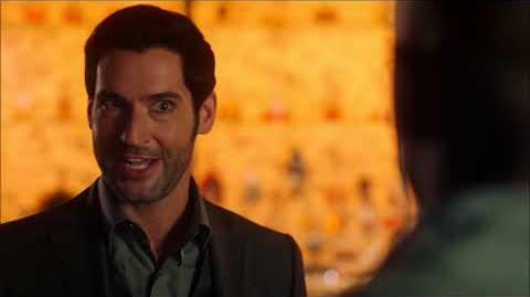 Amanadiel didn't want to help Lucifer about Cain - Lucifer S03E14