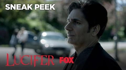 Sneak Peek Uriel Is Back To Bring Lucifer's Mom To Hell Season 2 Ep