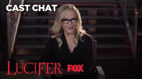 Fan Therapy Session With Rachael Harris How Is Lucy In Bed? Season 3 LUCIFER