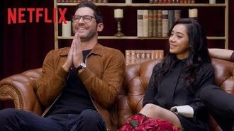 Lucifer Reunion Special - Get Ready for Season 4 Netflix