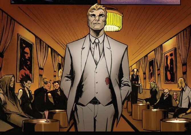 Lucifer Comics