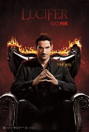 Lucifer S3 Poster