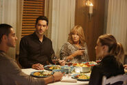 110 Junior Lucifer Penelope Chloe dinner