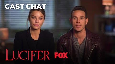 Looking Back At Season 2 Lauren German & Kevin Alejandro Season 2 LUCIFER
