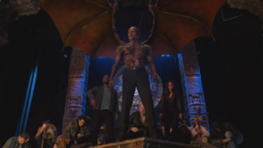 Lucifer Devil Form Season 4 Finale