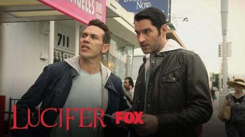 Lucifer Does His Best To Blend In Season 2 Ep