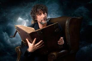 Neil Gaiman God