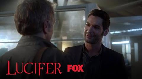 A Journalist Asks To Write A Story About Lucifer Season 3 Ep