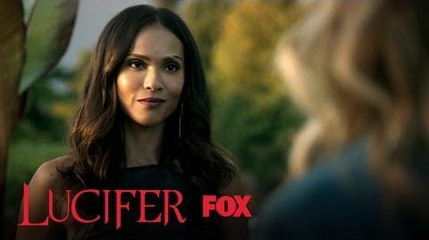 Maze Checks In On Lucifer's Mom Season 2 Ep