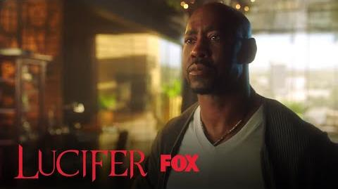 Lucifer Tells Amenadiel To Walk A Mile In His Shoes Season 3 Ep