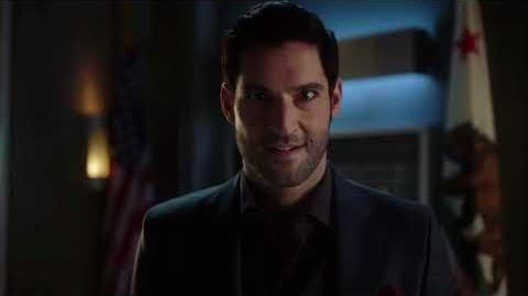 Lucifer S03E09 ( There is Something in the Shadow )- Lucifer vs The Sinnerman - Ending Song