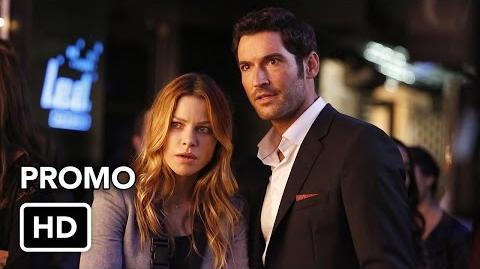 """Lucifer 1x02 Promo """"Lucifer, Stay. Good Devil"""