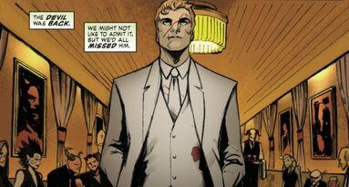 Lucifer Comics 1