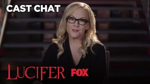 Fan Therapy Session With Rachael Harris Session Two Season 3 LUCIFER