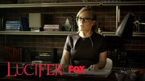 Linda Asks Lucifer About Hitler Season 2 Ep