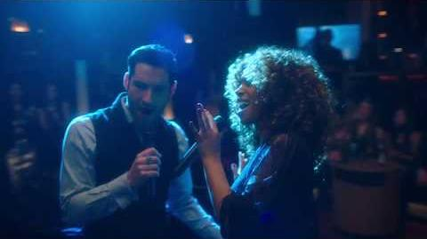 Lucifer feat. Axara — I Will Survive (Episode 3x17) HD-0