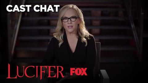 Looking Back At Season 2 Rachael Harris Season 2 LUCIFER