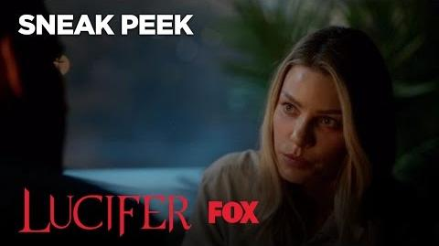 Sneak Peek Charlotte Doesn't Want Lucifer And Chloe Together Season 2 Ep