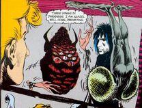 Lucifer et Azazel Comics