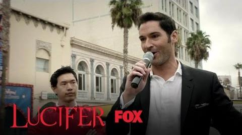 Lucifer Takes Over A Hollywood Tour Bus Season 2 Ep