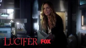 Charlotte Tries To Address The Darkness Lizzie Sees In Her Season 3 Ep. 8 LUCIFER