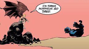 Lucifer et Morphée