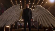 319 Lucifer shows his wings
