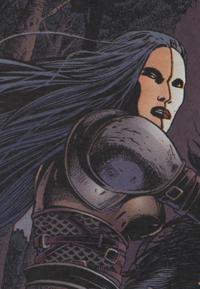 Mazikeen Comics