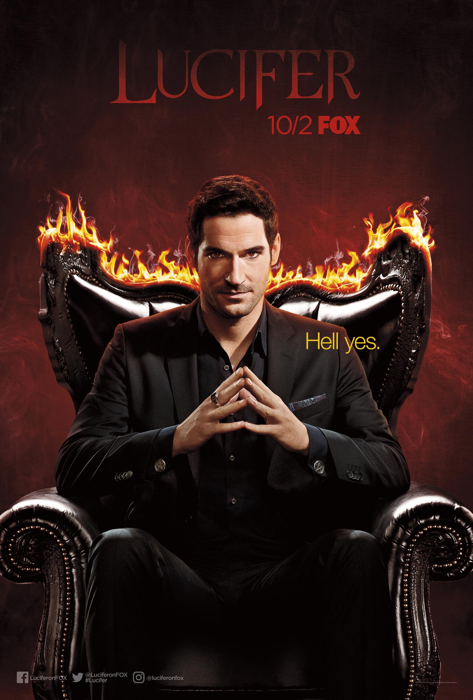 Season 3 | Lucifer Wiki | Fandom