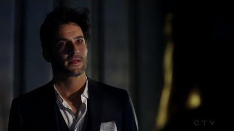 Lucifer tells the truth about Pierce to Chloe - Lucifer S03E20
