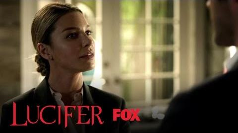 Lucifer Shows His Support For The Decker Family Season 2 Ep
