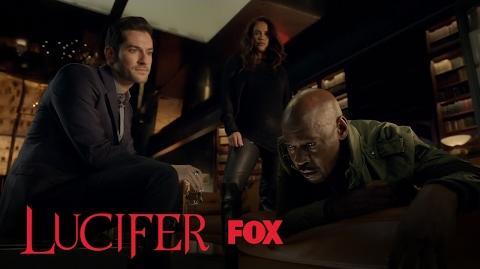 Maze Tells Lucifer & Amenadiel That Their Mom Escaped Season 2 Ep
