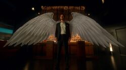 301 Lucifer's wings restored