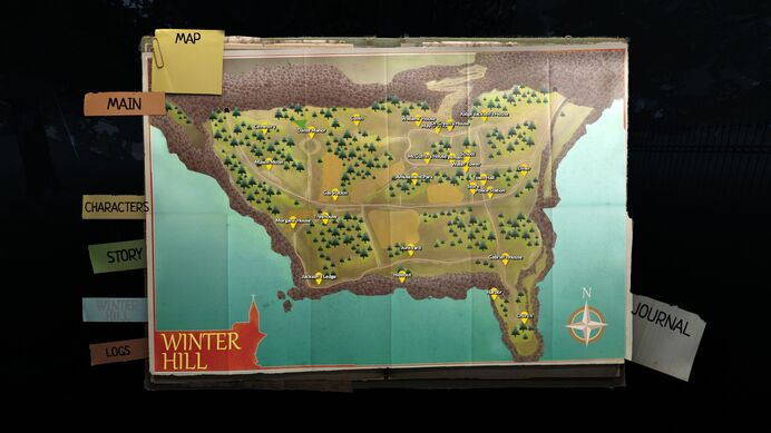 Winter Hill map