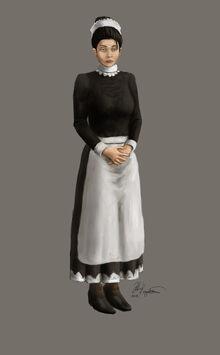 Lucius concpet maid